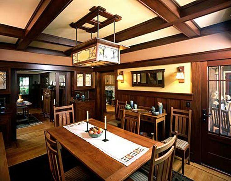 craftsman style home interior designs craftsman style