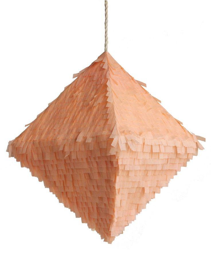 geometric piñatas | Confetti System via @pikaland