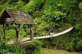 25 – Parece que la naturaleza ha diseñado todo para una postal o un folleto de turismo.