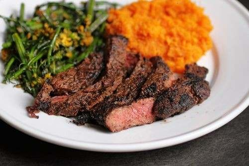 spice rubbed grilled steak | Recipes to Try | Pinterest
