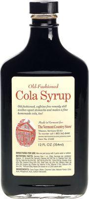 Remedy Upset Stomach   Cola Syrup   Medicine ideas   Pinterest