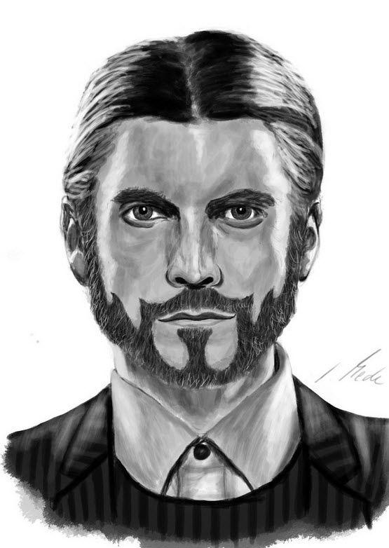 Portrait of the Hunger Games  Seneca CraneThe Hunger Games Seneca Crane