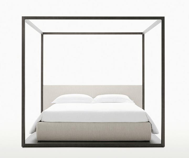 Canopy Bed Modern Style Bed Contemp Modern Pinterest