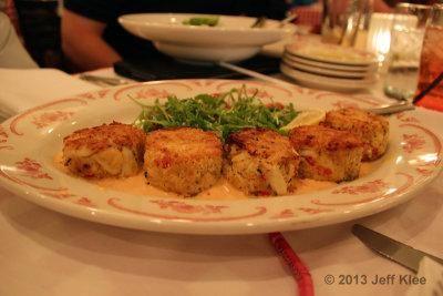 Maggiano S Jumbo Lump Crab Cakes