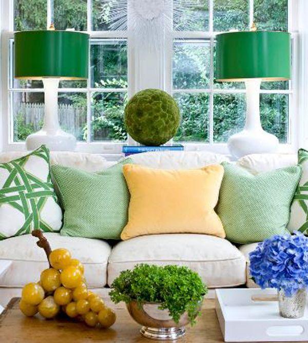 Emerald Green Interior Design