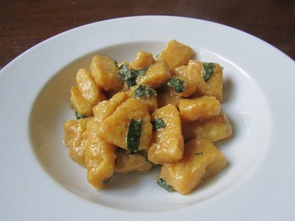 Butternut squash gnocchi | Recipes | Pinterest