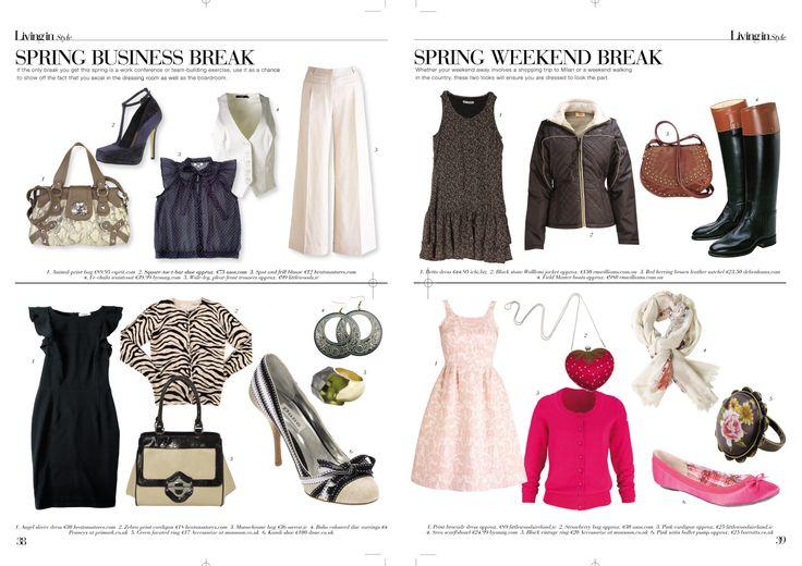 Fashion Magazine Layout Catalog Design Pinterest