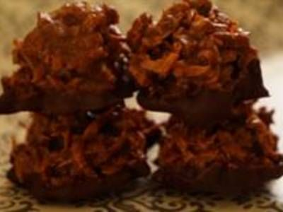 Coconut Brigadeiro Cookies | Best Cookie Ideas | Pinterest