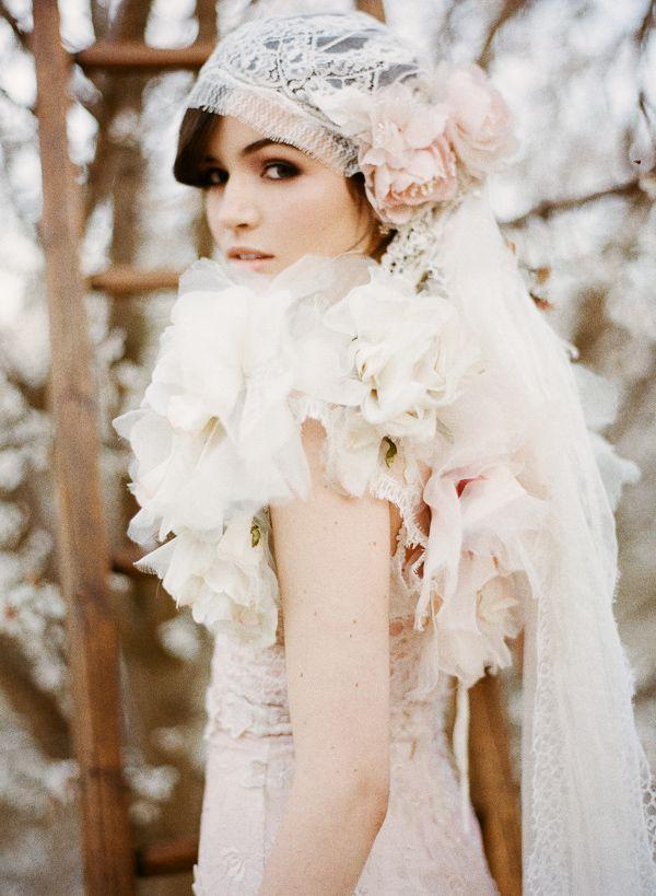Softest Pink Petals + Brides