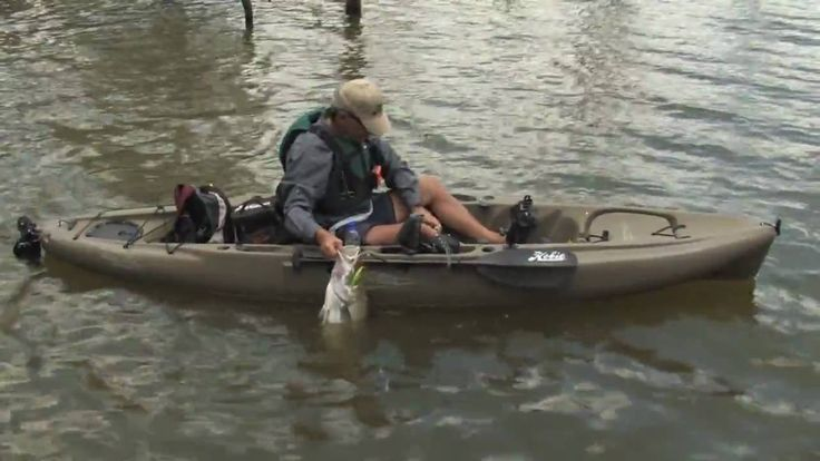 Pin by pete nunnery on kayak modifications pinterest for Fishing kayak mods