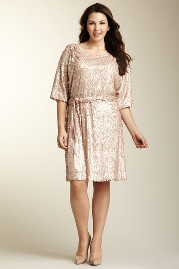 r&m richards plus size dresses