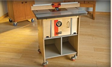 Bench Dog Promaxrt Router Table Cabinet Woodworking Supertools Pi