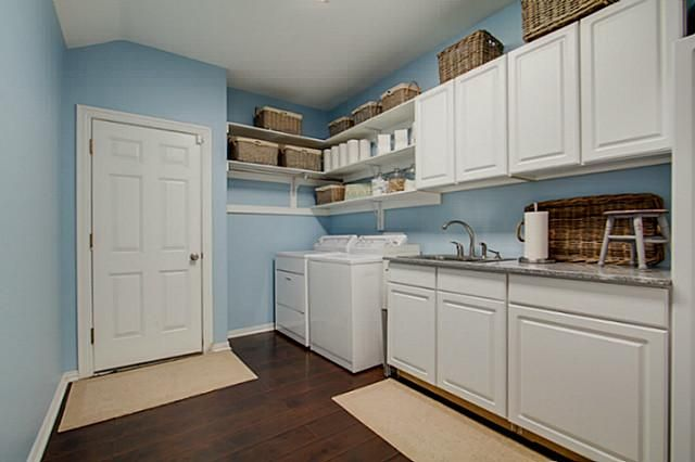 Amazing Laundry Room My House One Day Pinterest