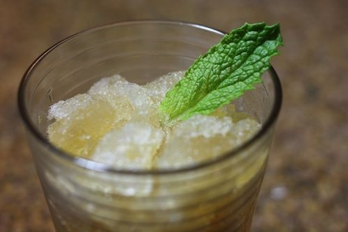 think a Green Tea Granita would be great after an Asian-inspired ...