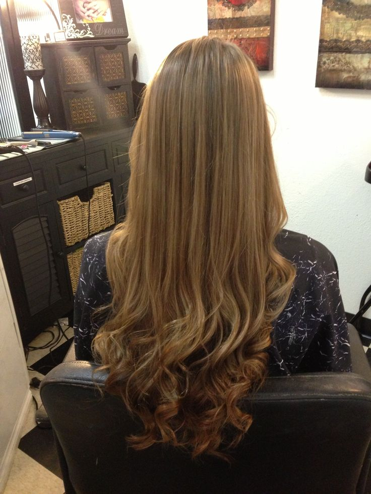 Partial Highlights : Brown Hair With Partial Highlights Dark Brown Hairs