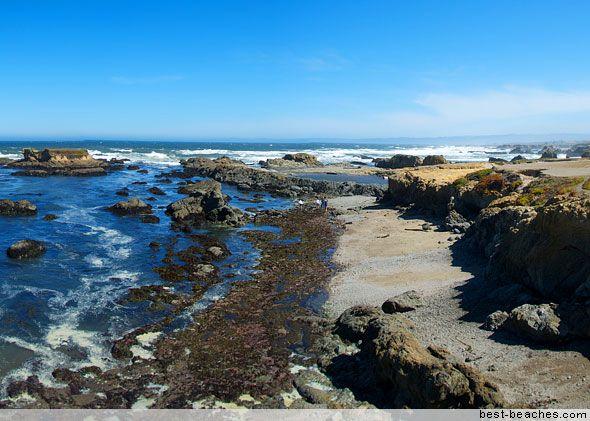 Glass beach northern california favorite places spaces for Best northern california beaches