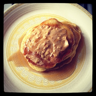 Edna Mae's Sour Cream Pancakes - courtesy of The Pioneer Woman--don't...