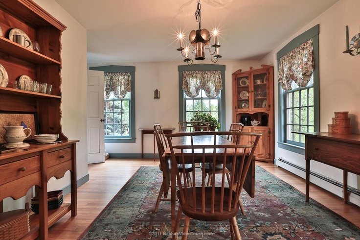 Pinterest Dining Rooms