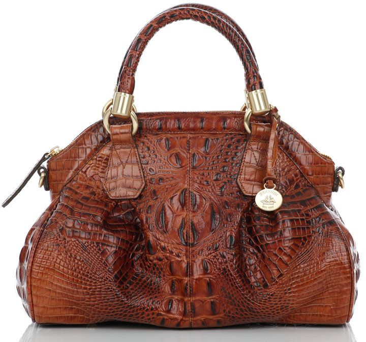brahmin handbags | Brahmin Lisa Dome Satchel Bag Sold Out thestylecure