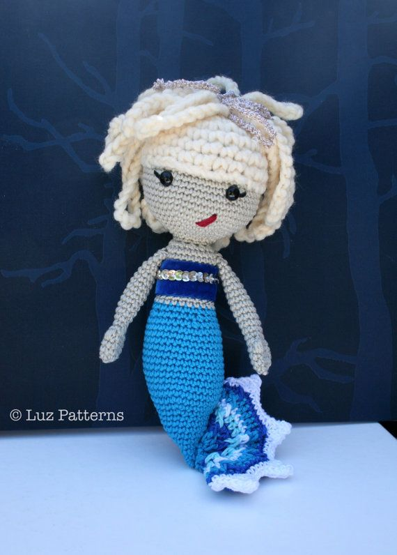 Home » Pinterest Mermaid Doll Patterns