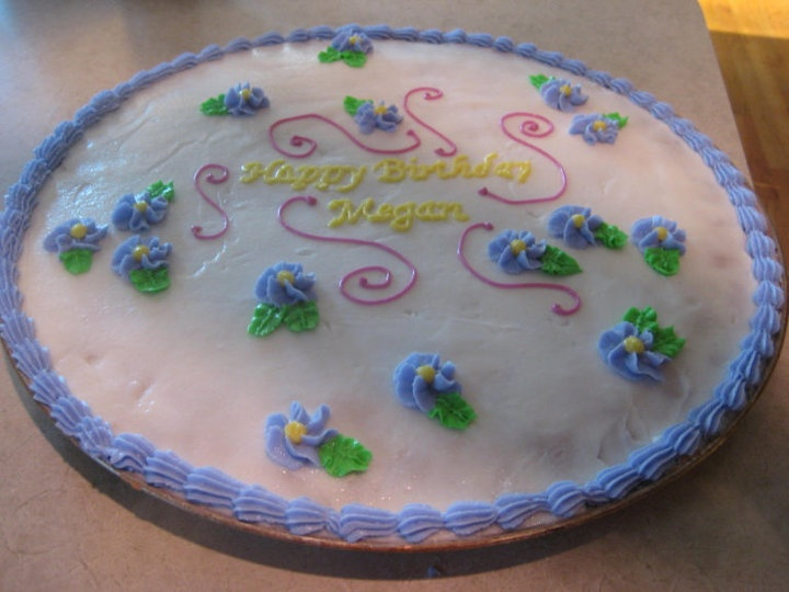 Giant Cookie Cake | Cakes by Buttercream Dreams | Pinterest