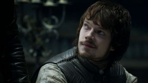 game of thrones theon greyjoy and ros
