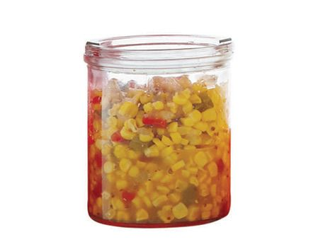 Corn Relish with Roasted Peppers | Recipe