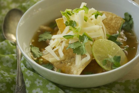 Mexican Lime Soup With Chicken (Mexican Oregano) Recipe ...