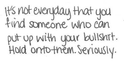It's not everyday...