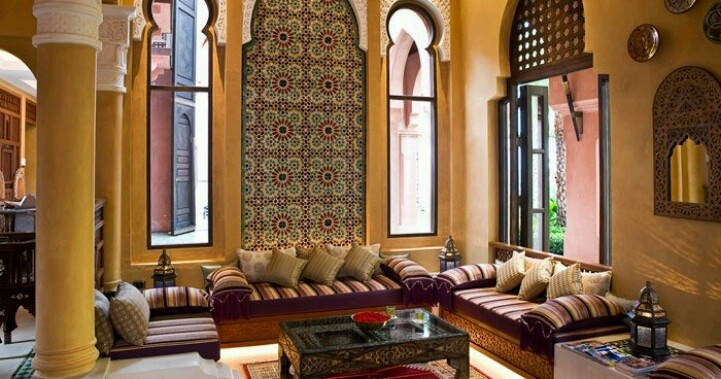 Decoraci n marroqui moroccan interiors pinterest - Decoracion marroqui ...