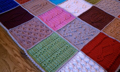 Crochet Stitches Sampler : Recent Photos The Commons Getty Collection Galleries World Map App ...