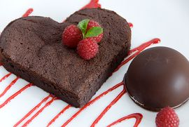 Pastel de chocolate vegano ( facil y rápido) en HazteVegetariano.com
