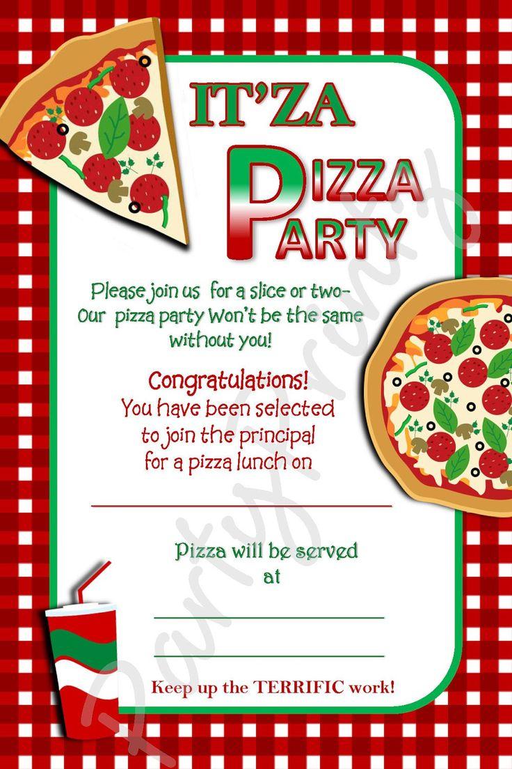 pizza party invitation template pizza party invitations quad pizza party invitation template you are invited