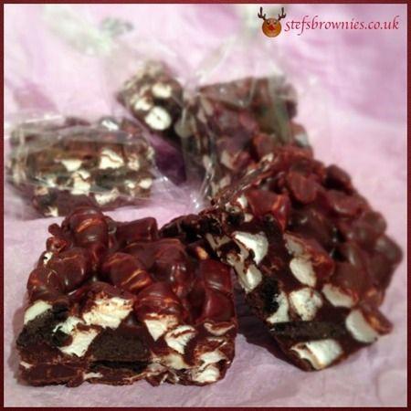 ... of crushed dark cookies, vanilla cream and dark Belgian chocolate
