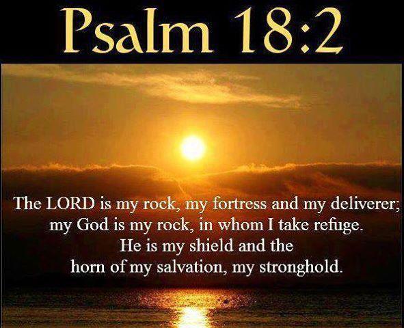 Psalm 18 2 Bible Verses Pinterest