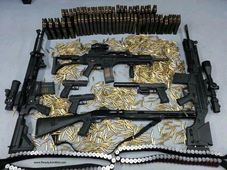 Survival Kit Bug Out Gun : Bug out kit guns mike s stuff pinterest
