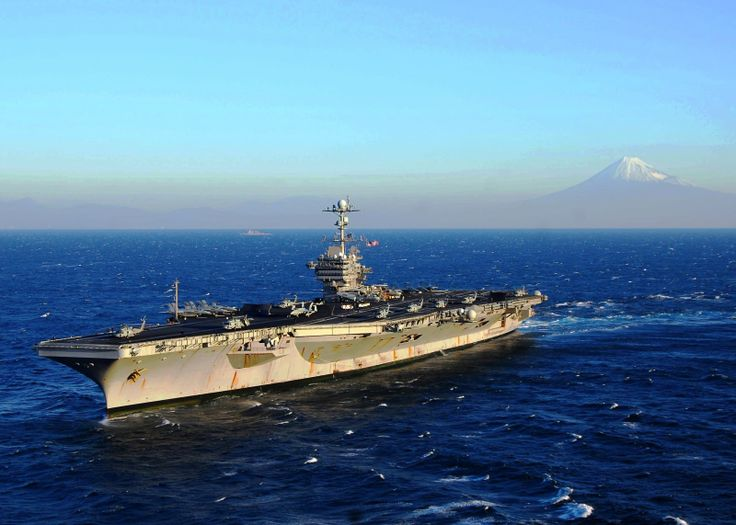 CVN-73 USS George Washington