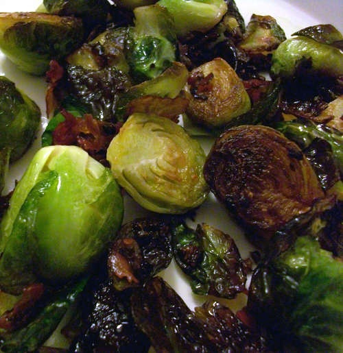 ... roasted brussels sprouts crispy lemon roasted brussels sprouts fueled