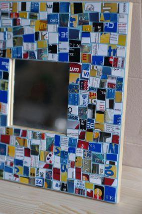 credit card mosaic