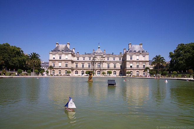 Palais du luxembourg paris pinterest for Cdc luxembourg