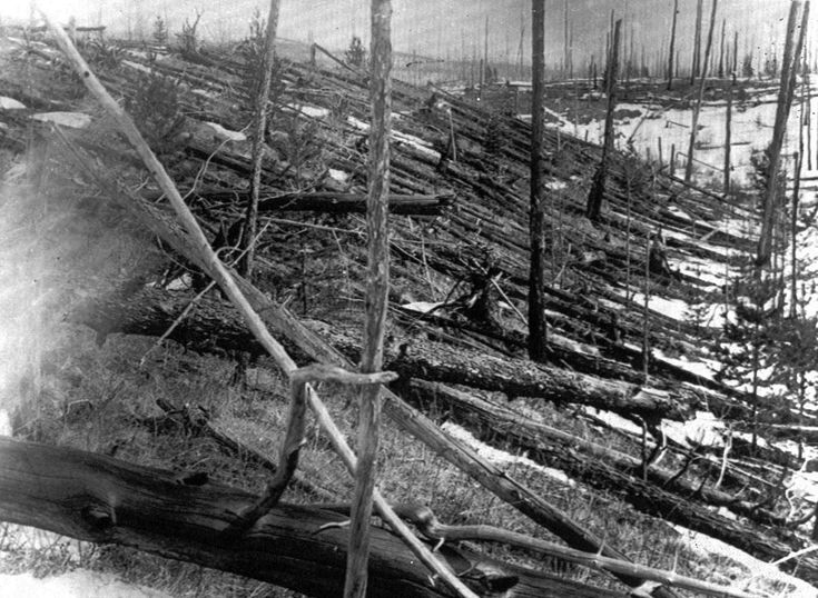 asteroid hits russia 1908 -#main