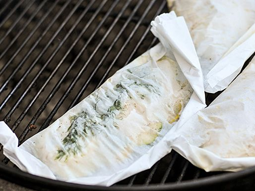 Grilled Fish in Parchment | Serious Eats : Recipes