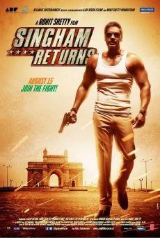 Phim Cảnh Sát Singham Trở Lại