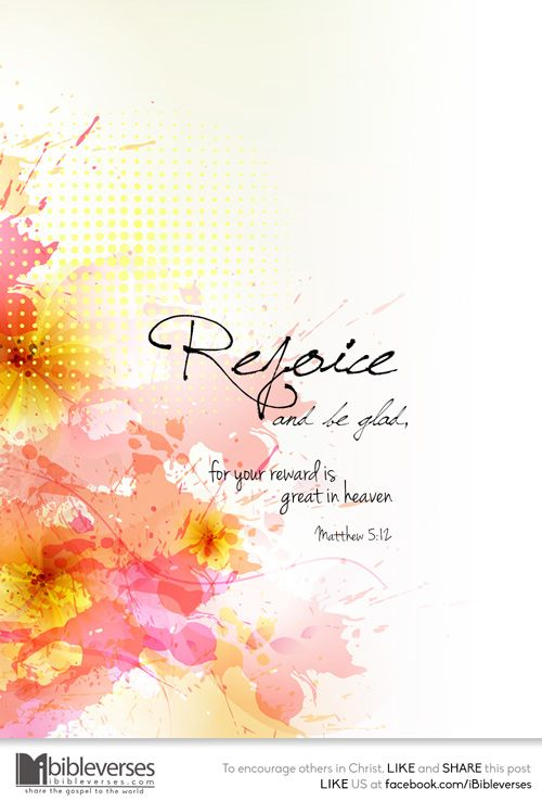 Rejoice and be glad the praying warrior princess pinterest