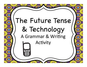 Write essay future tense