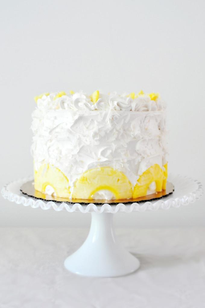 Pina Colada Cake Black Mountain Cakes Pinterest