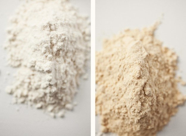Toasted Flour Shortbread Recipe — Dishmaps