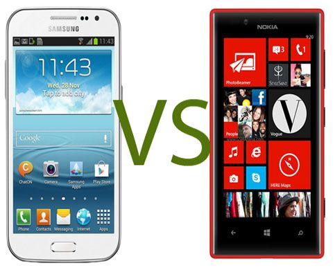 Let's have Samsung Galaxy Grand Quattro Vs Nokia Lumia 720 Review. Who ...