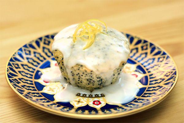 Lemon Poppyseed Cupcakes | Cupcakes | Pinterest