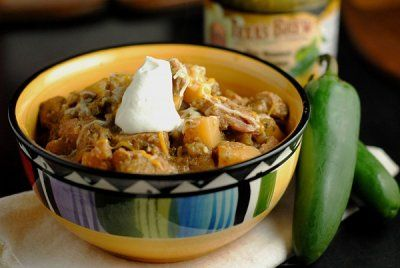 Green Chili Pork Stew ~ A @Nicole Shott Feature & #Giveaway! | Juanita ...